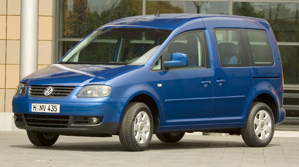 VW Caddy 2K (2003-2009)