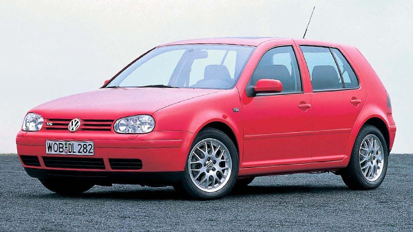 VW Golf 4 (1998-2003) IV
