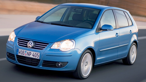 VW Polo 9N3 (2006-2009) FL