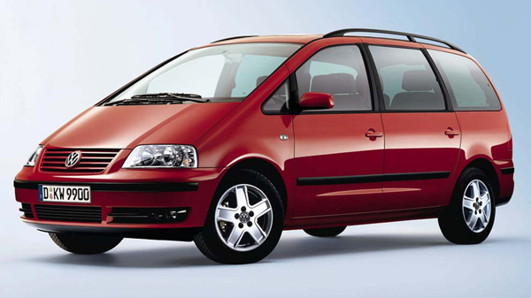 VW Sharan 1 (2000-2004) FL